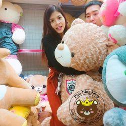 Gấu bông teddy Nautical (90cm, 1m3, 1m5)