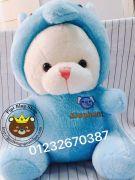 Gấu bông cosplay Voi xanh (30cm, 50cm)