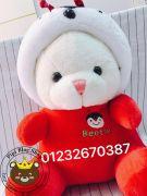 Gấu bông cosplay bọ xinh (30cm, 50cm)