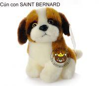 Chó bông Saint Bernard (25cm)