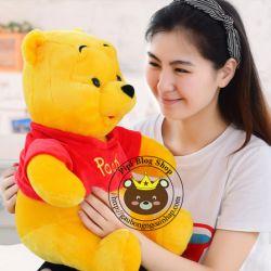 Gấu bông Pooh (60cm)