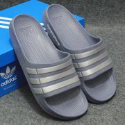 Dép Adidas Duramo chính hãng xám bạc