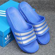 Dép Adidas Duramo Blue Silver chính hãng