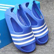 Sandal Adidas Adilette Blue White