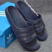 Dép Adidas Duramo chính hãng xanh đậm