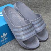 Dép Adidas Duramo chính hãng xám xám