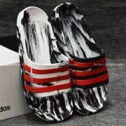 Dép Adidas Duramo Camo chính hãng trắng đen đỏ