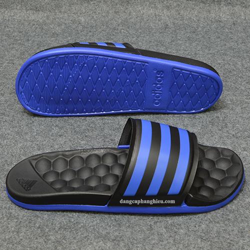 015056 Adidas Plus Black Blue 2
