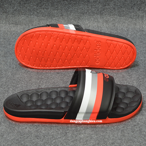 015060 Adidas Plus Black Red 2