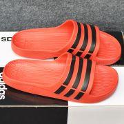 Adidas Duramo màu đỏ sọc đen