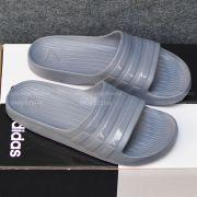Adidas Duramo màu xám sọc bóng