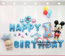 Bộ bóng sinh nhật Mickey số 08