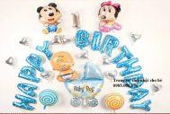 Bộ bóng sinh nhật Mickey số 03