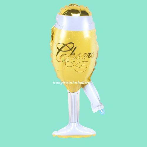 Bóng bay (hình ly rượu size nhỏ)