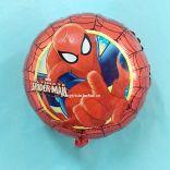 Bóng bay ( Spiderman hình tròn)