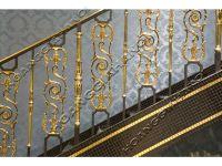 Lan can đồng đúc, cầu thang đồng đúc trong thiết kế ngôi nhà Việt