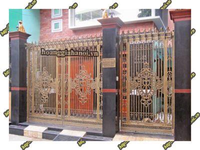 Cổng Nhôm Đúc HGNC 52