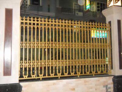Hàng rào nhôm đúc đảm bảo chất lương