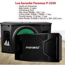 Paramax P2500