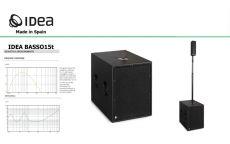 IDEA BASSSO 15-A