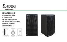 IDEA TEC 112 - P
