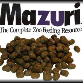 Đồ khô dành cho Bò Sát Mazuri