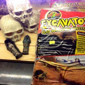 Hàng đất tạo hang Excavator
