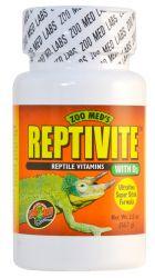 ReptiVite™ with D3 Zoomed - Vitamin D3 dành cho bò sát