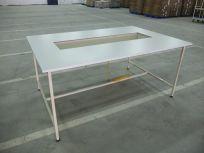 Bàn kiểm tra chất lượng sản phẩm may (Garco Q.C table) DVGA1