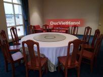 Bàn ghế nhà hàng 01