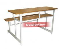 Bàn ghế học sinh tiểu học BHS08