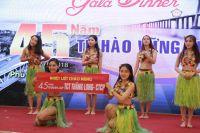 Tổng công ty Thăng Long-CTCP tổ chức chương trình kỷ niệm 45 năm ngày thành lập