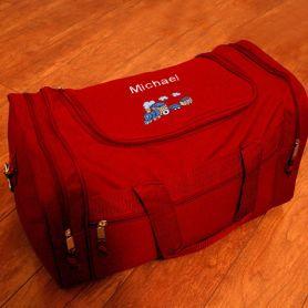 May túi du lịch in thêu logo công ty VB444V