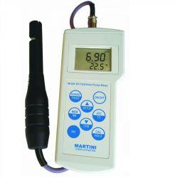 MÁY ĐO pH/EC/TDS/NHIỆT ĐỘ CẦM TAY ĐIỆN TỬ HIỆN SỐ Model Mi 805 – Hãng sản xuất: MARTINI – Rumani
