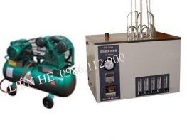 Máy xác định hàm lượng nhựa trong dầu Changji SYD8019A