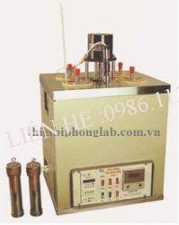 Máy đo độ ăn mòn đồng kim loại của xăng dầu Changji SUD5096A