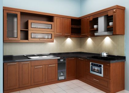 Tủ bếp 43
