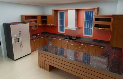 Tủ bếp 54