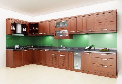 Tủ bếp 55