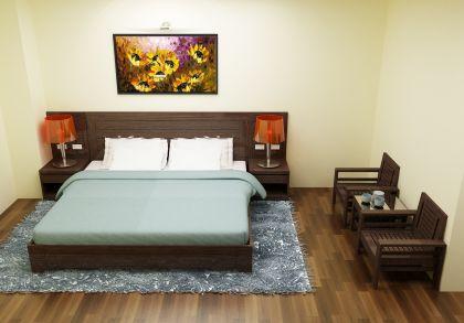 Giường khách sạn 8