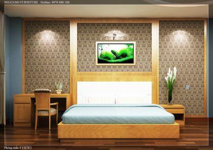Phòng ngủ khách sạn 1