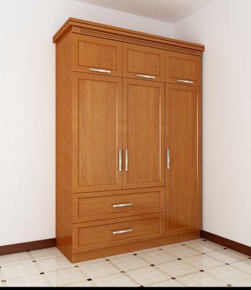 Tủ áo 1700X2500 POSIN