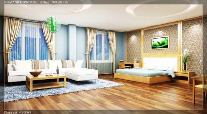 Tủ đầu giường 2
