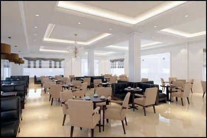 Phòng ăn nhà hàng