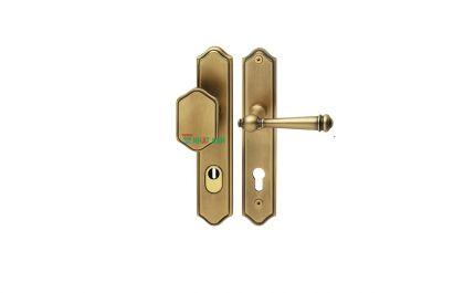 Bộ tay nắm cửa, đồng, Scheitter, Si-K231/05/184 ES1