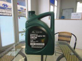 Dầu máy dầu 5W30 6.0L