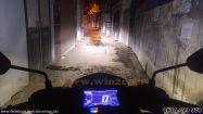 Độ nhân Led tăng sáng đèn pha xe NVX155