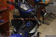 Độ khóa Honda Smartkey cho xe Exciter 150