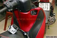 Độ khóa Honda Smartkey cho xe SHVN