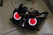 Độ gương cầu xe Airblade125